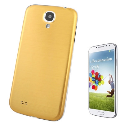 Buy Full Metallic Brushed Replacement Battery Cover for Samsung Galaxy S IV / i9500 for $2.15 in SUNSKY store
