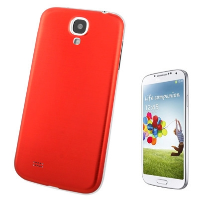 Buy Full Metallic Brushed Replacement Battery Cover for Samsung Galaxy S IV / i9500, Red for $2.15 in SUNSKY store