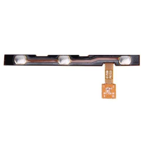 Power Button and Volume Button Flex Cable for Galaxy Tab 2 10.1 / P5100 / P5110