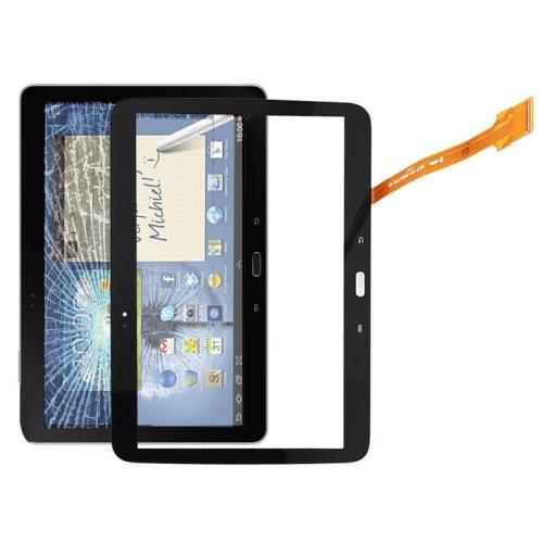 Original Touch Panel Digitizer for Galaxy Tab 3 10.1 P5200 / P5210(Black)