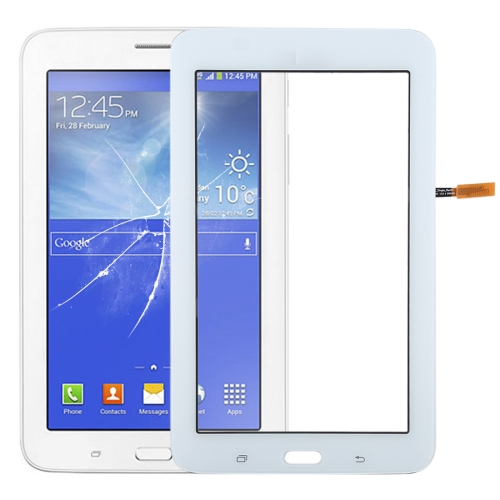 Buy iPartsBuy Touch Screen for Samsung Galaxy Tab 4 Lite / T116, White for $3.49 in SUNSKY store
