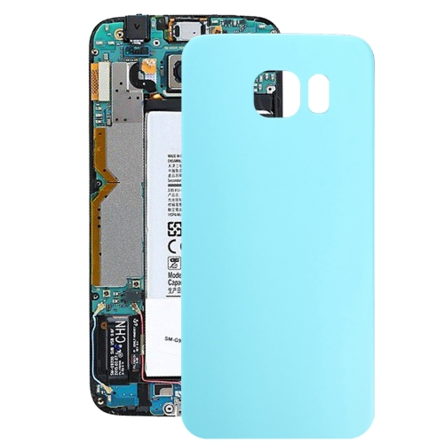 Battery Back Cover for Galaxy S6 / G920F (Sky Blue)