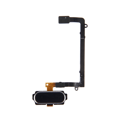 Home Button Replacement for Galaxy S6 Edge / G925(Black)