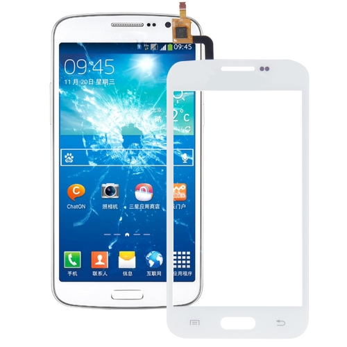 Buy iPartsBuy Touch Screen for Samsung Galaxy Core Lite / G3588, White for $3.98 in SUNSKY store