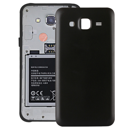 Battery Back Cover for Galaxy J5(2015) / J500(Black)