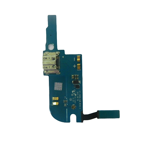 Buy iPartsBuy Charging Port Flex Cable for Samsung Galaxy Premier / i9260 for $2.91 in SUNSKY store