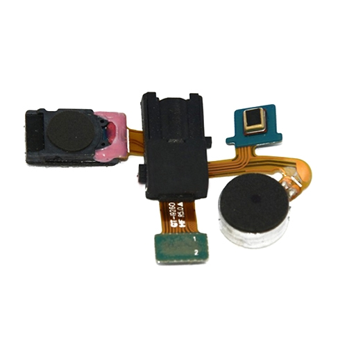 Buy iPartsBuy Vibrator Earpiece Ear Speaker Audio Jack Flex Cable for Samsung Galaxy Premier / i9260 for $2.28 in SUNSKY store