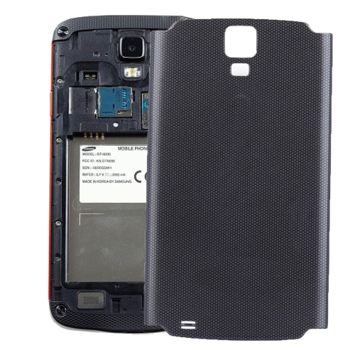 Buy iPartsBuy Original Battery Back Cover for Samsung Galaxy S4 Active / i537, Black for $3.98 in SUNSKY store