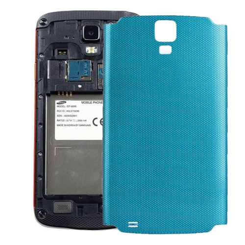 Buy iPartsBuy Original Battery Back Cover for Samsung Galaxy S4 Active / i537, Blue for $3.95 in SUNSKY store