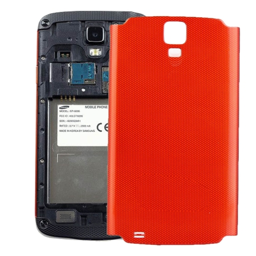 Buy iPartsBuy Original Battery Back Cover for Samsung Galaxy S4 Active / i537, Red for $3.94 in SUNSKY store