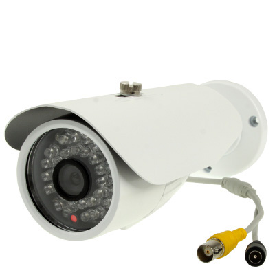 Buy 1 / 3 SONY 700TVL Digital Color Video CCTV Waterproof Camera, IR Distance: 30m, White for $66.23 in SUNSKY store