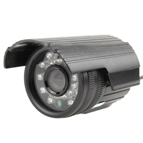 Buy 1 / 3 Sony 700TVL 3.6mm Lens IR & Waterproof Mini Color CCD Video Camera, IR Distance: 30m for $50.56 in SUNSKY store