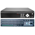 Buy Stand alone DVR with H.264 Compression, SATA Hard disk, Video Input: 16 channel, BNC for $544.79 in SUNSKY store