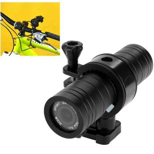 Buy SJCAM SJ2000 12MP Full HD 1080P H.264 Waterproof Sports DV Camera with 170 Degree Wide-angle Lens, Black for $59.57 in SUNSKY store