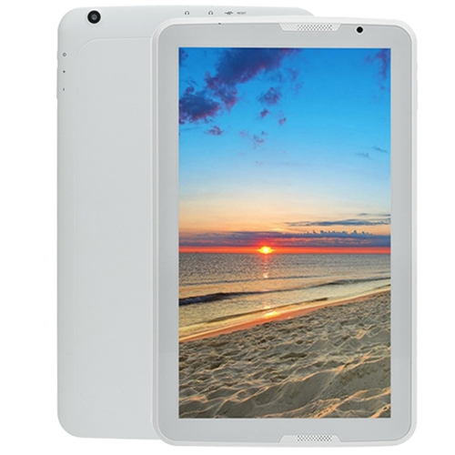 Tablet PC, 10.6 inch, 1GB+16GB, Android 5.1 Allwinner A83T Octa Core up to 1.8GHz(White)