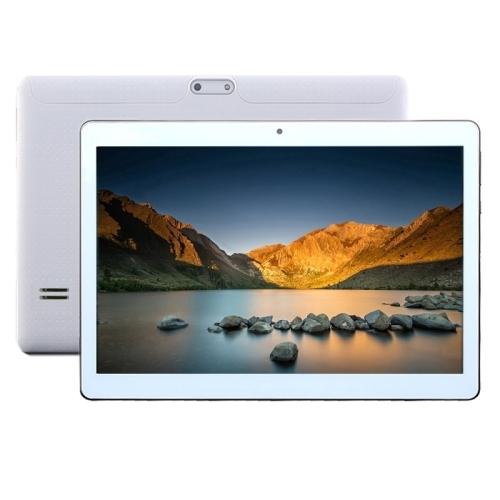 3G Phone Call Tablet PC, 10.1 inch, 2GB+32GB, Android 7.0 MTK6580 Quad Core, Dual SIM, GPS, FM, BT, OTG(White) фото