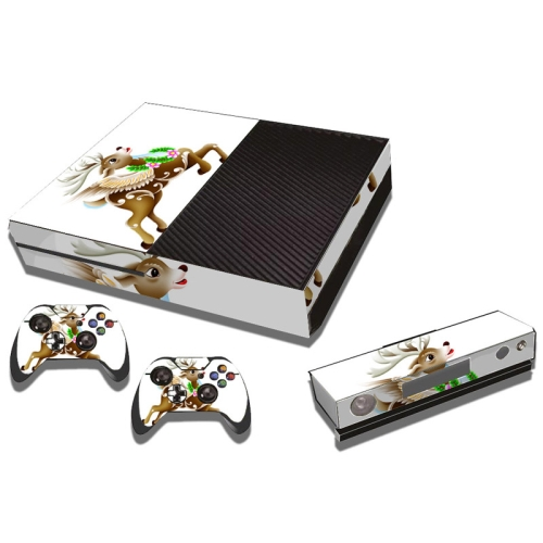 Buy Christmas Series Decal Stickers for Xbox One Game Console for $4.48 in SUNSKY store
