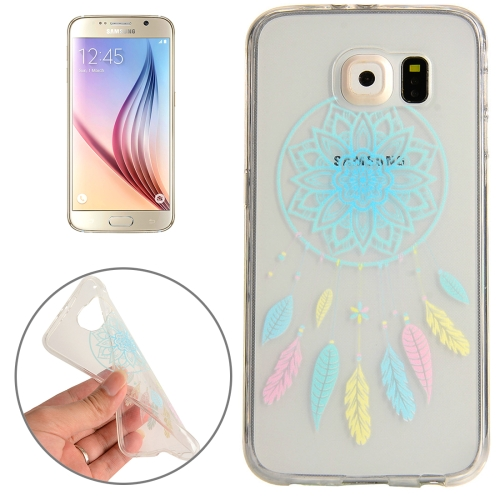 Buy For Samsung Galaxy S6 / G920 Windbell Pattern TPU Protective Case for $1.02 in SUNSKY store