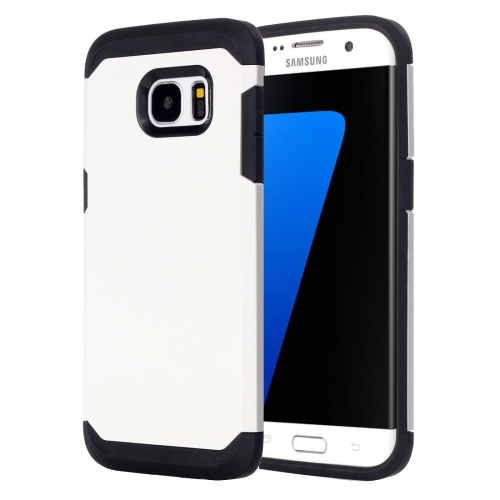 Buy For Samsung Galaxy S7 Edge / G935 TPU + PC Armor Combination Case, White for $1.50 in SUNSKY store