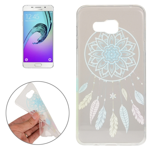 Buy For Samsung Galaxy A3, 2016 / A310 Windbell Pattern TPU Protective Case for $1.02 in SUNSKY store