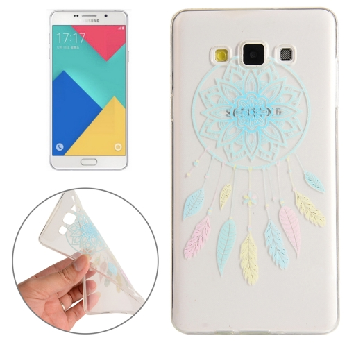 Buy For Samsung Galaxy A7 / A700F Windbell Pattern TPU Protective Case for $1.02 in SUNSKY store