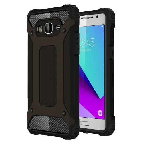 For Galaxy J2 Prime / G532 Tough Armor TPU + PC Combination Case(Black)