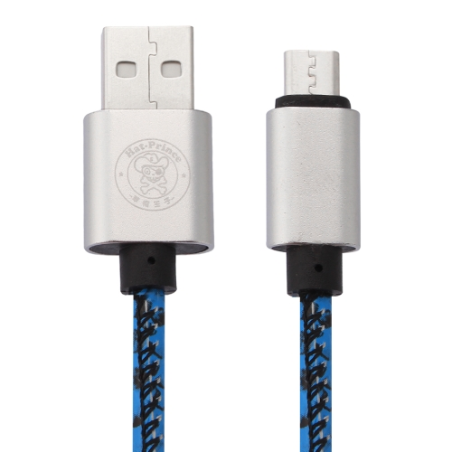 Buy ENKAY Hat-Prince Snakeskin Texture 2A Micro USB to USB 2.0 Data / Charger Cable for $2.02 in SUNSKY store