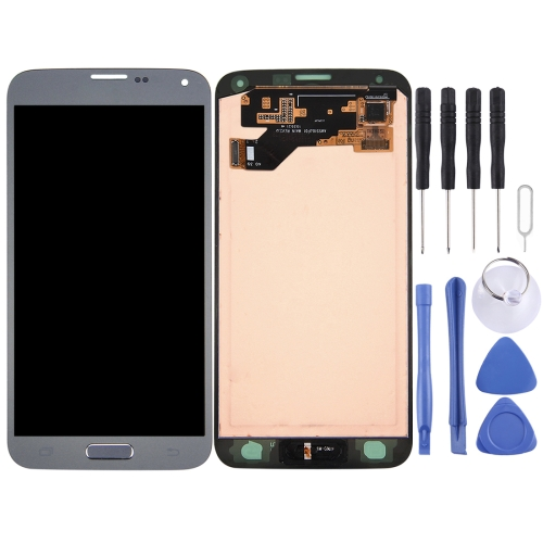 Buy iPartsBuy for Samsung Galaxy S5 Neo / G903 LCD Display + Touch Screen Digitizer Assembly, Grey for $81.80 in SUNSKY store