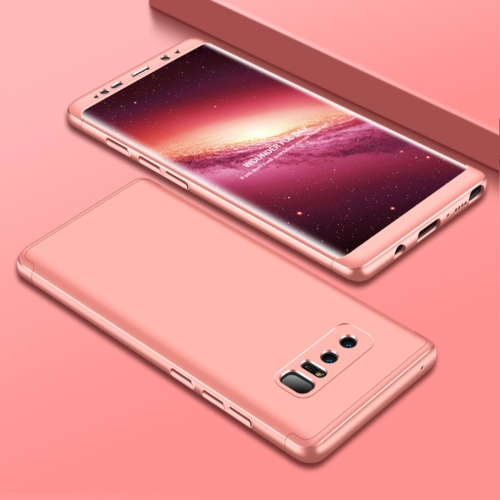 Buy GKK for Samsung Galaxy Note 8 PC 360 Degrees Full Coverage Protective Case Back Cover(Rose Gold) (Rose Gold) for $2.90 in SUNSKY store
