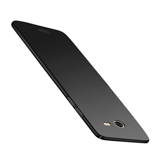 Buy MOFI for Samsung Galaxy J5, 2017 / J520 (US Version) PC Ultra-thin Full Coverage Protective Back Cover Case, Black for $3.19 in SUNSKY store