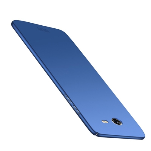 Buy MOFI for Samsung Galaxy J5, 2017 / J520 (US Version) PC Ultra-thin Full Coverage Protective Back Cover Case, Blue for $3.19 in SUNSKY store