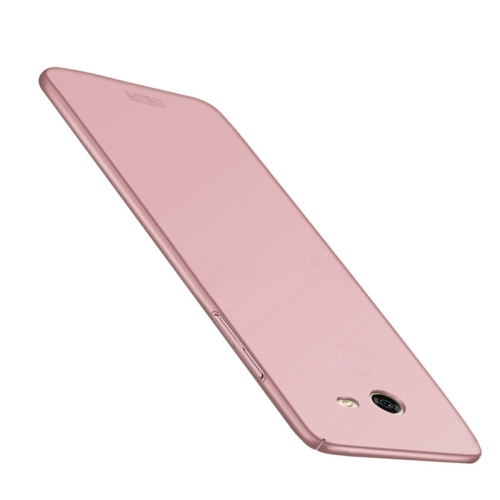 Buy MOFI for Samsung Galaxy J7, 2017 (US Version) PC Ultra-thin Full Coverage Protective Back Cover Case (Rose Gold) for $3.19 in SUNSKY store