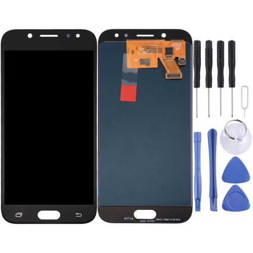 Original LCD Screen and Digitizer Full Assembly for Galaxy J5 (2017) / J530(Black)