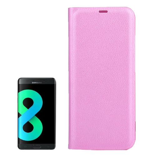 Buy For Samsung Galaxy S8 + / G955 Horizontal Flip Leather Case with Card Slot, Pink for $2.84 in SUNSKY store