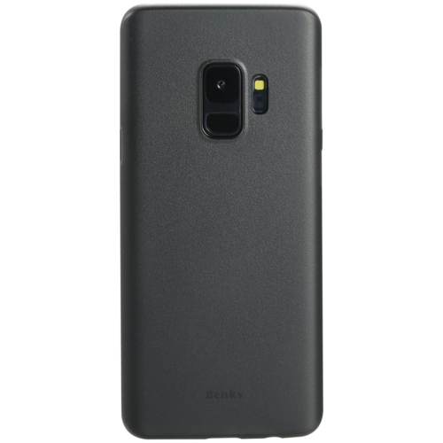Buy Benks for Samsung Galaxy S9 PP Frosted Ultra-thin Protective Back Case Cover, Black for $2.67 in SUNSKY store