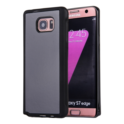 Buy For Samsung Galaxy Note 5 / N920 Anti-Gravity Magical Nano-suction Technology Sticky Selfie Protective Case, Black for $1.92 in SUNSKY store