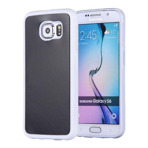 Buy For Samsung Galaxy S6/G920 Anti-Gravity Magical Nano-suction Technology Sticky Selfie Protective Case, White for $1.92 in SUNSKY store