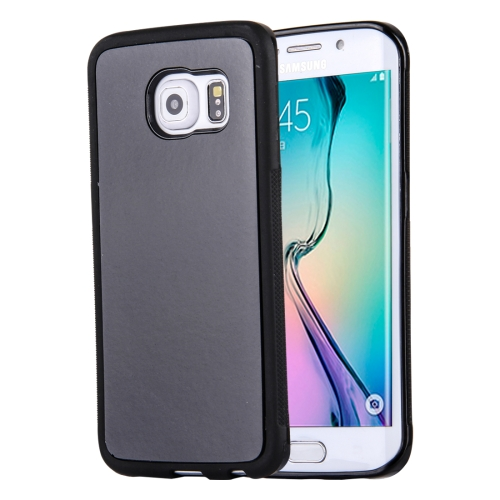 Buy For Samsung Galaxy S6 Edge /G925 Anti-Gravity Magical Nano-suction Technology Sticky Selfie Protective Case, Black for $1.92 in SUNSKY store