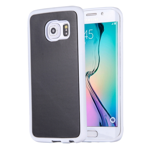 Buy For Samsung Galaxy S6 Edge /G925 Anti-Gravity Magical Nano-suction Technology Sticky Selfie Protective Case, White for $1.92 in SUNSKY store