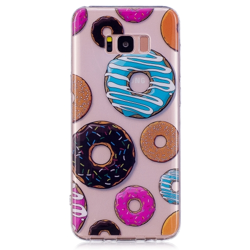 Doughnut Pattern TPU Case for Galaxy S8 automatic donut making machine professional sweet doughnut maker