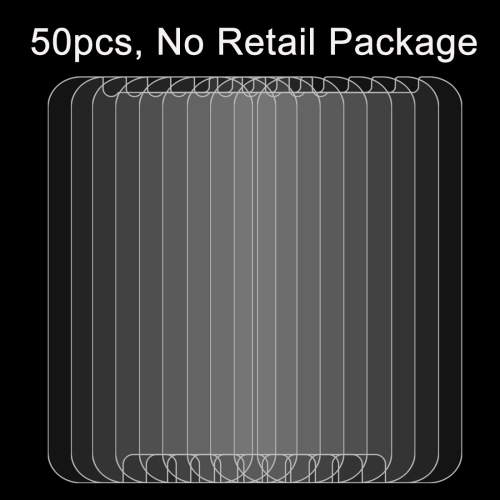 Buy 50 PCS for Samsung Galaxy A3, 2017 / A320 0.26mm 9H Surface Hardness 2.5D Explosion-proof Tempered Glass Non-full Screen Film, No Retail Package for $14.64 in SUNSKY store
