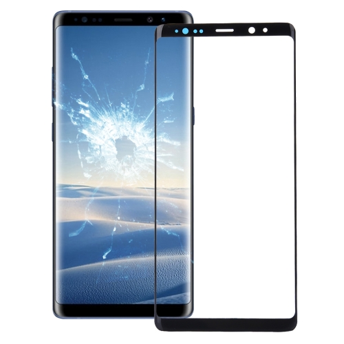 Original Front Screen Outer Glass Lens for Galaxy Note 8