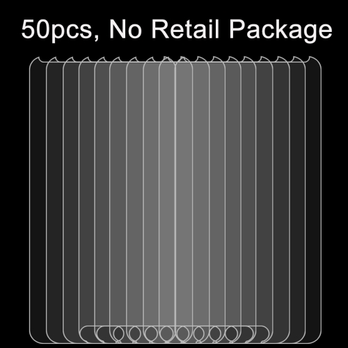 Buy 50 PCS For Samsung Galaxy A7, 2017 / A720 0.26mm 9H Surface Hardness 2.5D Explosion-proof Tempered Glass Screen Film, No Retail Package for $13.94 in SUNSKY store