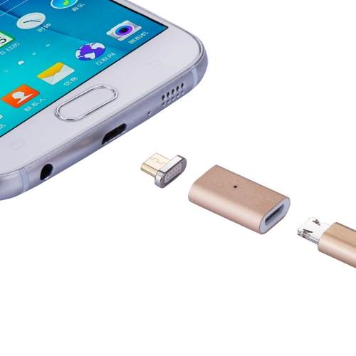 Buy Micro USB Female to Micro USB Male Magnetic Adapter for $3.70 in SUNSKY store