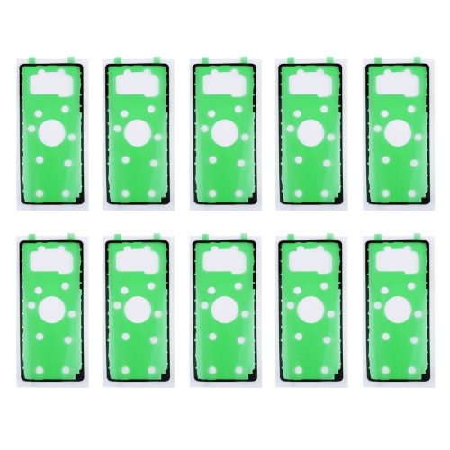 10 PCS for Galaxy Note 8 Back Rear Housing Cover Adhesive