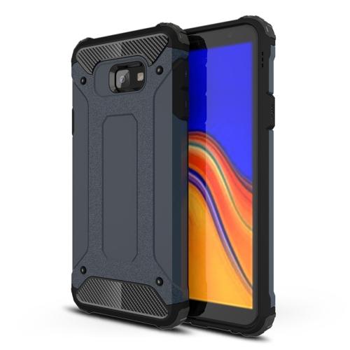 Magic Armor TPU + PC Combination Case for Galaxy J4 Core / J4+ (Navy Blue)