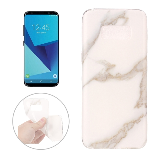 Buy For Samsung Galaxy S8 + / G955 Marble Pattern Soft TPU Protective Case for $1.11 in SUNSKY store