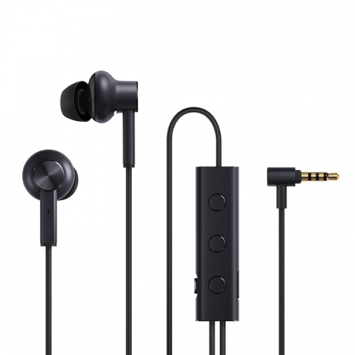 Buy Original Xiaomi Wired In-Ear Earphones Noise Cancelling Headphones for $51.21 in SUNSKY store