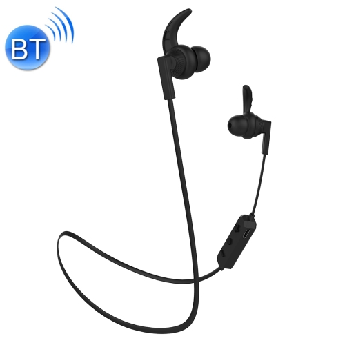 Langsdom Professional Sports Bluetooth Headset (Black)