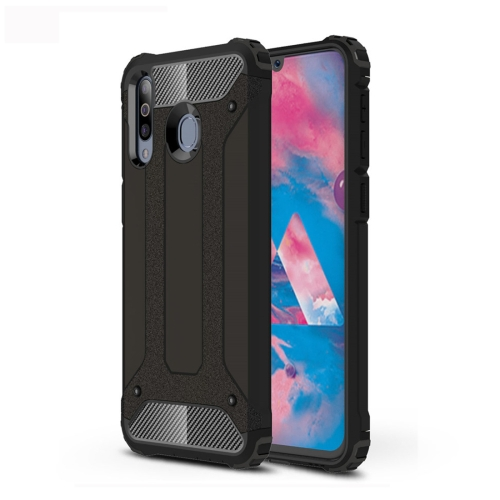 Magic Armor TPU + PC Combination Case for Galaxy M30 (Black)